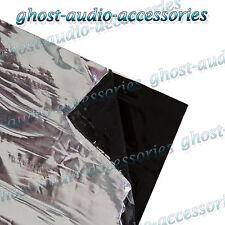 Soundmat 100mm x 5m AUTO FURGONE smorzamento del suono PANE lungo Tappetino di smorzamento delle vibrazioni