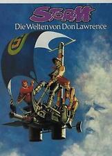 Storm-i mondi di Don Lawrence firmato (z0), Ehapa
