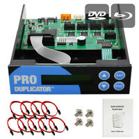 Produplicator 1-2-3-4-5-6-7 Blu-ray CD/DVD/BD SATA Duplicator Copier CONTROLLER