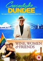 Nuovo Crocadyke Dundee/Vino Donna & Friends DVD