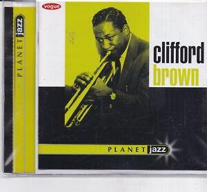 Clifford Brown-Planet Jazz cd album
