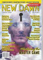 V10 #4 New Dawn (Conspiracy) Magazine -  MASTERING THE MASTER GAME
