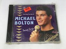 Pocket Songs Karaoke Sing The Hits of Michael Bolton PSCDG 1107
