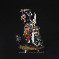 Warhammer Age of Sigmar, Warhammer 40 000, painted Lord of Blights