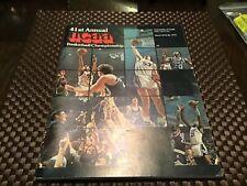1979 NCAA basketball championship program— Magic vs Bird