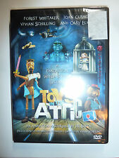 Toys in the Attic DVD acclaimed stop-motion animation movie Jiri Barta NEW!