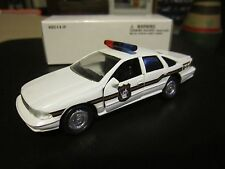 Road Champs 1993 Chevy Caprice 9C1 Fort Lee New Jersey Police 1:43 BRIDGE-GATE