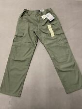 5.11 Tactical Taclite Pro Ripstop Pants Mens 34x32 Pants Green New With Tags FS