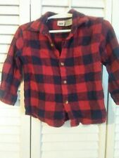 Boys size 24 Months Faded Glory Shirt