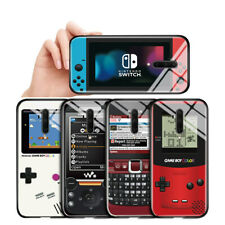 Cover For OnePlus 7 8 Pro 7T 6T 5 Nokia Phone Gamepad Switch Tempered Glass Case