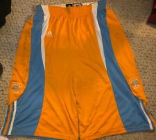 2004 Adidas Tennessee Lady Volunteers Team Issued Basketball Shorts Size 42