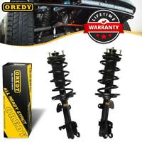 Front Pair Complete Struts & Coil Spring Assembly For Acura MDX 07-13