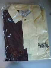 More details for new scrumpy jack cider 100% cotton polo shirt (english large)