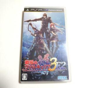 PSP Valkyria Chronicles 3 EXTRA EDITION PlayStation Portable Japan  Import