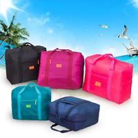 Large Capacity Travel Luggage Storage Bags Waterproof Foldable Handbag Unisex