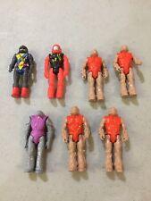 Admiral Frey Hasbro Air Raiders Action Figures from Man-O-War Vehicle Rare!