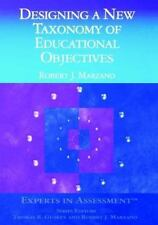 Designing a New Taxonomy of Educational Objectives (Experts In Assessment