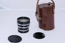 Angenieux 28mm f3.5 wide angle lens with Alpa lens mount. Fuji X-Pro, Sony a6500