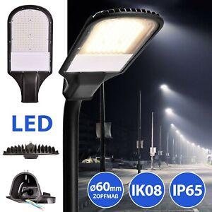 LED Straßenbeleuchtung Straßenlampe Hofbeleuchtung Hallenbeleuchtung Parkplatz
