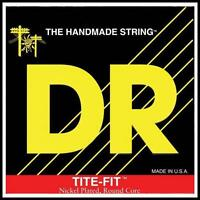 DR Strings Tite-Fit JZ-12 Jazz Nickel Plated Electric Guitar Strings 12 - 52