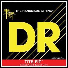 DR Strings Tite-Fit JH-10 Jeff Healey Nickel Electric Guitar Strings 10 - 56