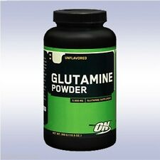 OPTIMUM NUTRITION GLUTAMINE POWDER (300 G) unflavored muscle recovery amino acid