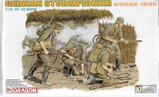 Dragon WWII German Sturmpionier, Kursk 1943 Figures in 1/35 6174 ST DO