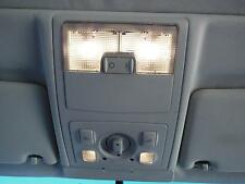 AUDI A6 FRONT COURTESY LIGHT WITH SUNROOF SWITCH C6 01/02-10/04