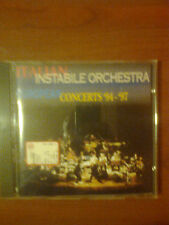 ITALIAN INSTABILE ORCHESTRA - EUROPEAN CONCERTS 94-97 - CD