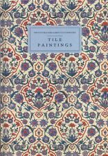 Tile Paintings Victoria and Albert Colour Books BOOK Interior Design History