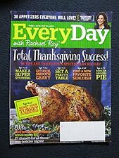 Every Day with Rachael Ray November 2014 Total Thanksgiving Success [Single Is..