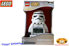 LEGO Star Wars Stormtrooper Figurine Alarm Clock #9002137 *NEW*