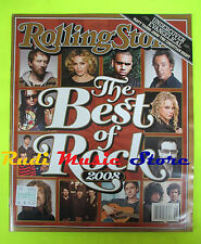 ROLLING STONE USA MAGAZINE 1051/2008 Steve Winwood Tom Petty Danger Mouse No cd