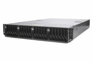 "Dell PowerEdge C6220 4 x NODES CTO E5-26xx V1 No CPU/MEM 2U 24 x 2.5"" Server"