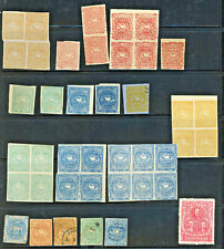 Ecuador- Classic Collection Rivadeneira Forgeries and 12-Pg Identification Guide