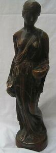 ATILLA TIVADAR CAST STONE ROMAN WOMAN REPRODUCTION BAYSHORE STUDIO