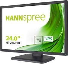"""HANNSPREE MONITOR 24"""" FULL HD 16:10 IPS 75HZ 5 MS DVI/VGA/DP HP246PJB"""