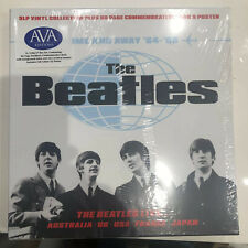 BEATLES Sealed 5 Lp Live Box Set Around The World