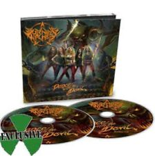BURNING WITCHES DANCE WITH THE DEVIL LIMITED TO 1000 2x CD ALBUM 2020 SEALED !