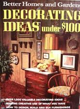 Better Homes and Gardens Decorating Ideas under $1