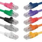 RJ45 Ethernet Cat5e Network LAN Internet Cable Patch Lead 0.25m to 20m Wholesale <br/> Sizes Available, 0.25m, 0.5m 1m, 2m, 3m, 5m, 10m, 20m