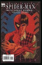 SPIDER-MAN WITH GREAT POWER #1-5 NEAR MINT COMPLETE SET 2008
