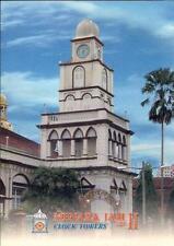 MALAYSIA POSTCARD - HISTORICAL CLOCK TOWER SERIES II