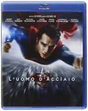 Blu Ray • L'Uomo d'Acciaio SUPERMAN DC UNIVERSE AMY ADAMS ITALIANO