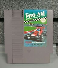 RC Pro-AM  | Cart Only | Nintendo NES | TESTED | Contacts Polished