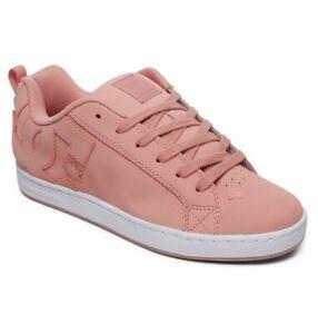 Dc Shoes Court Graffik Rose 300678 ROS Femmes Tailles UK 5 - 6