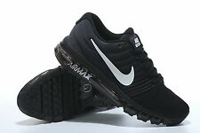 NIKE AIR MAX 2017 MEN'S RUNNING SHOES SIZE 10 Black
