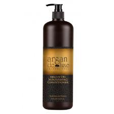 Argan De Luxe Professional Nourishing Conditioner 1000ml by GKMBJ Shine - Oil