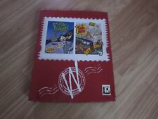 SAM & MAX HIT THE ROAD/DAY OF THE TENTACLE VINTAGE CD-ROM BIG BOX PC GAMES 1993