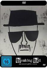21 DVD-Box ° Breaking Bad - komplette Serie - Tin Box ° NEU & OVP ° Staffel 1-6